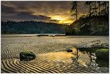 """""""Salt Creek Sunset"""" by Tim Snyder -- 1st Place Digital General """"A"""" Group"""