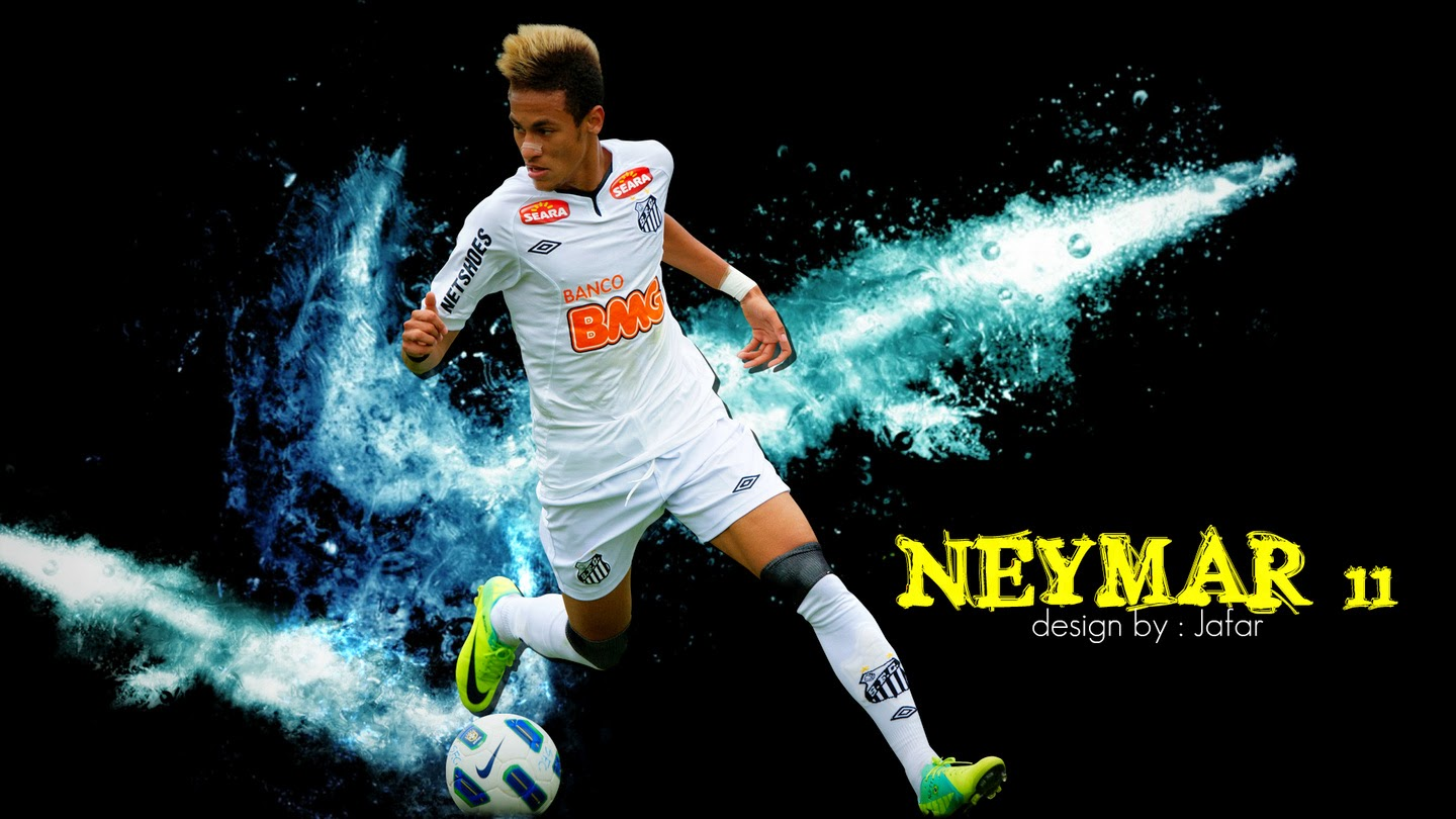 Download neymar HD wallpaper for laptop and desktop