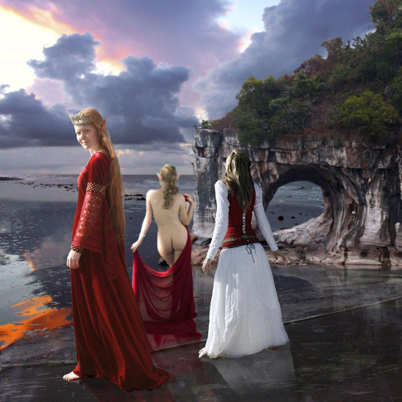 Red Princess, Elven Girls