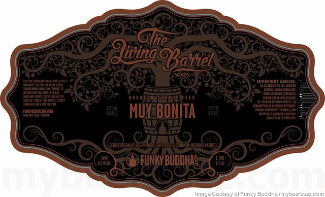 Funky Buddha Muy Bonita Returns As Part Of The Living Barrel Series