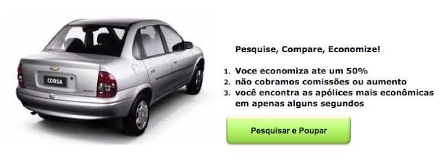 Seguros de Carro GM Corsa Sedan