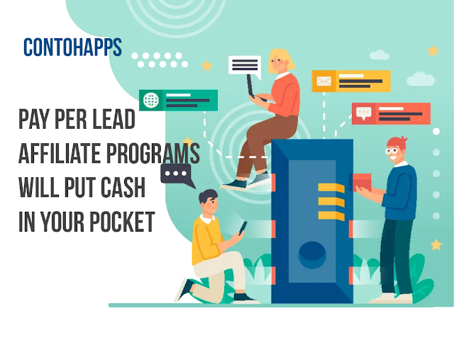 Pay Per Lead Affiliate Programs Will Put Cash In Your Pocket