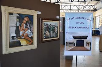 Photo: 1ª Mostra de Arte – CPP de Jardinópolis