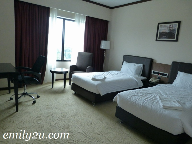 Kinta Riverfront new hotel Ipoh