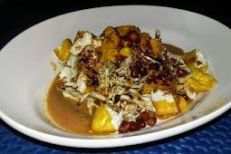 Soto tahu Kuliner khas petanahan kebumen