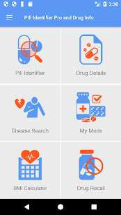 Pill Identifier Pro and Drug Info - náhled