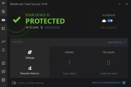 Download Bit Defender 2018 Full Version