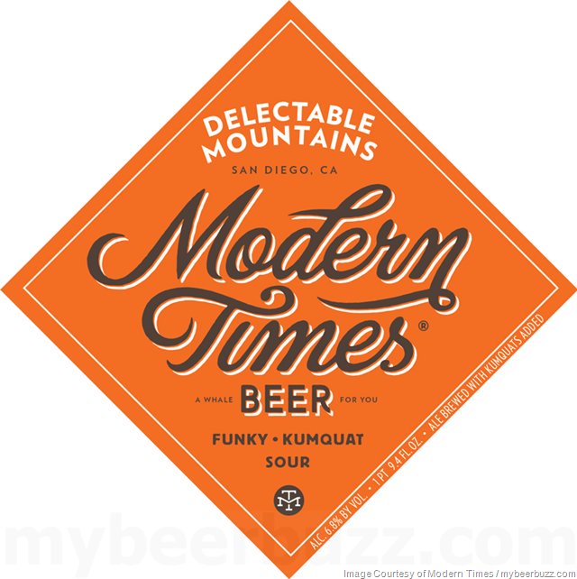 Modern Times Delectable Mountains Bottles