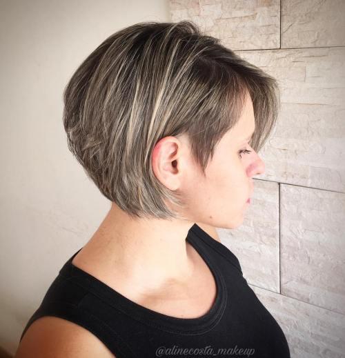 Trendy Bob Haircuts 2017 14