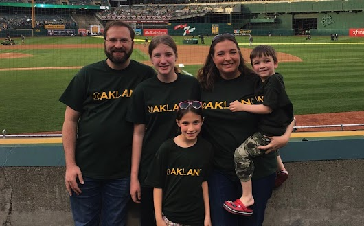 Celebrating 50 Years of Oakland Baseball with Oakland Family Tees