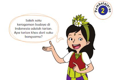 Kunci Jawaban Buku Kelas 4 SD Tema 7 Subtema 2 Pembelajaran 2