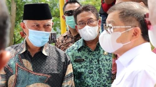 Menteri PPN/Bappenas RI: Pembangunan m Fly Over Sitinjau Lauik Masuk Proyek Raksasa Nasional