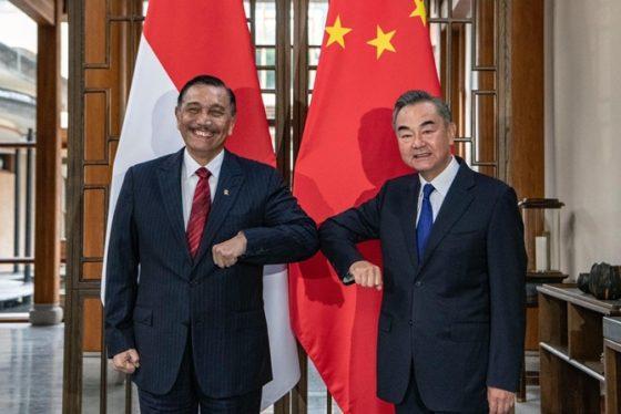 Luhut: Kadang-kadang Kita Marah soal Tiongkok, tapi Mereka Luar Biasa