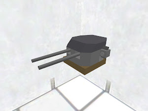 15センチ連装砲塔