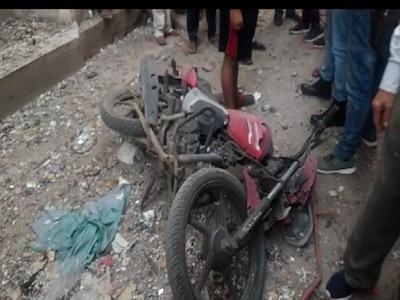 भागलपुर में बम विस्फोट, दो लोग जख्मी, जांच में जुटी पुलिस
