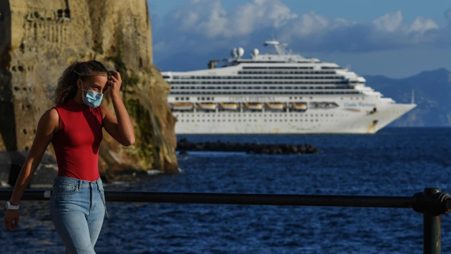 Wanna' Take A Cruise? You'll Need A COVID-19 Vaccine First — And Proof