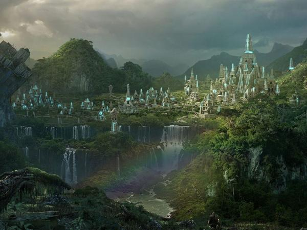 Magical Valley Of Rainbow, Magick Lands 3