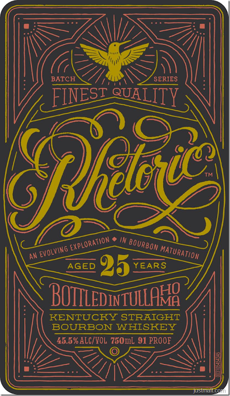 Orphan Barrel Rhetoric 25-Year
