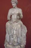 Goddess Kleio