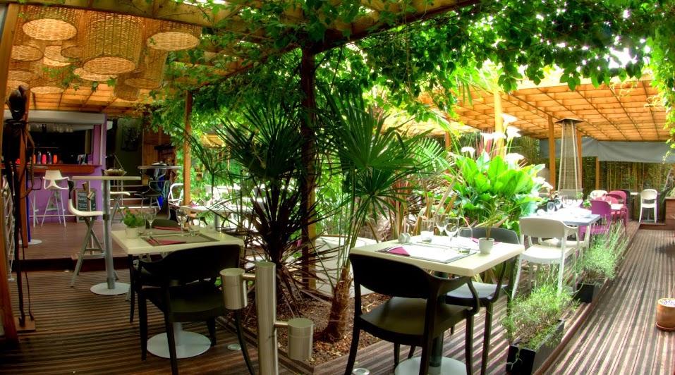 Le jardin restaurant le havre normandie resto for Au jardin les amis menu