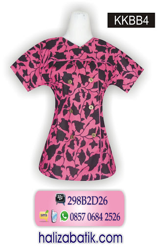 model baju kerja batik, baju batik murah, toko batik online