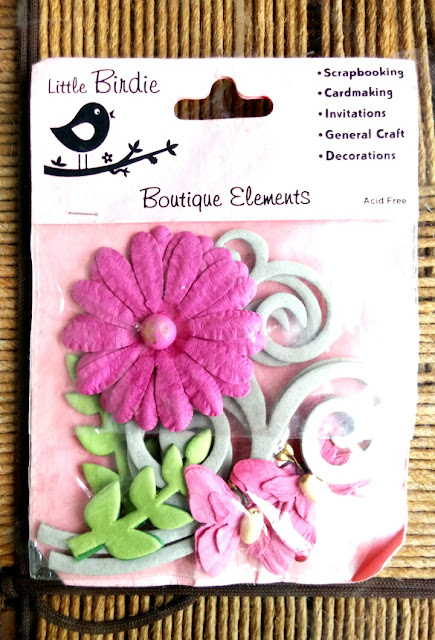 Itsy-bitsy boutique elements