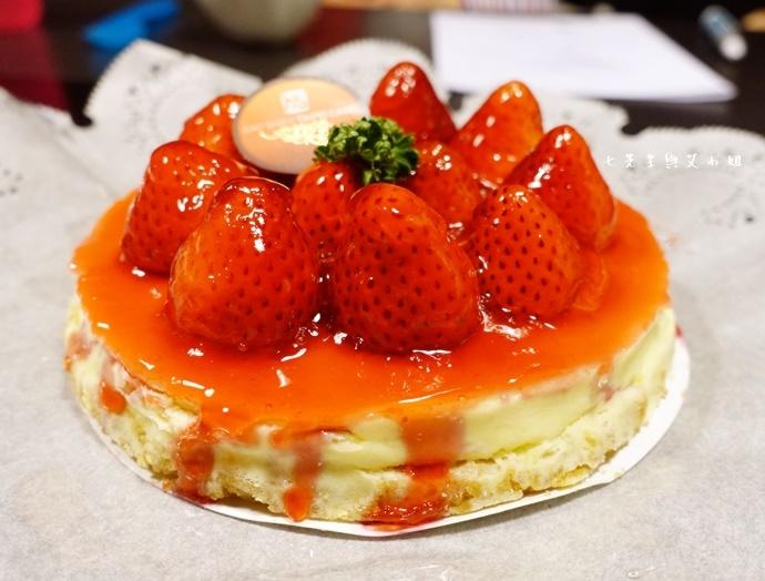 7 高仕蛋糕 Kaoshieh 草莓高鈣乳酪