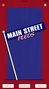 Main Street Feeds- screenshot thumbnail
