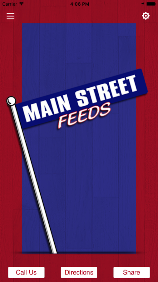 Main Street Feeds- screenshot
