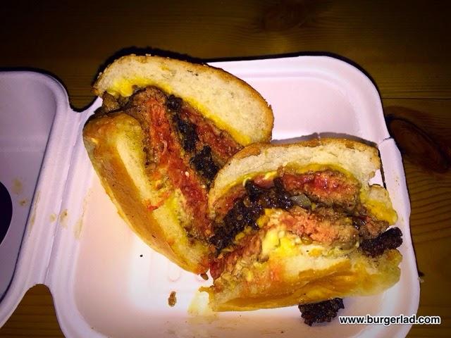 Bleecker St Burger Bleecker Black