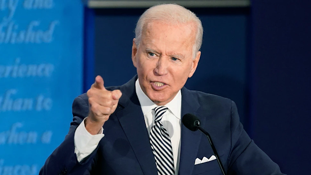 Democrat Joe Biden: Voters 'Don't' Deserve To Know If I'm Going To Pack Supreme Court