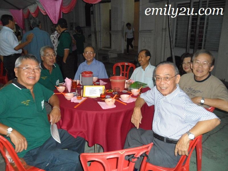 Old Michaelians' Association Annual Dinner 2011