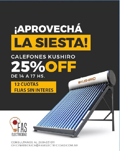 FAS ELECTRICIDAD