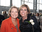 Elizabeth Ray and Diane Stow.