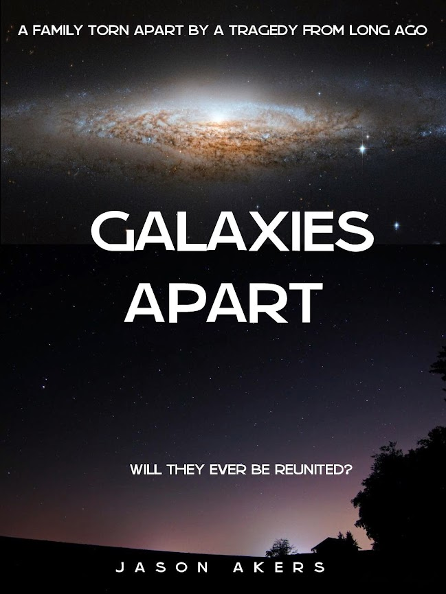 Galaxies Apart by Jason Akers