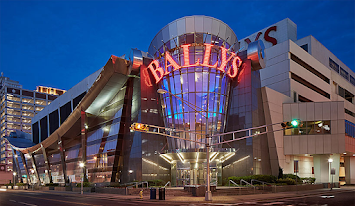 Bally's Hotel and Casino security detained armed robbery suspect later indicted