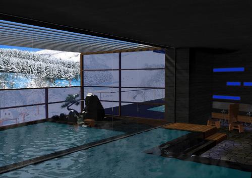 Baño Japones Tradicional:MUNDO JAPON: El baño japones y los onsen