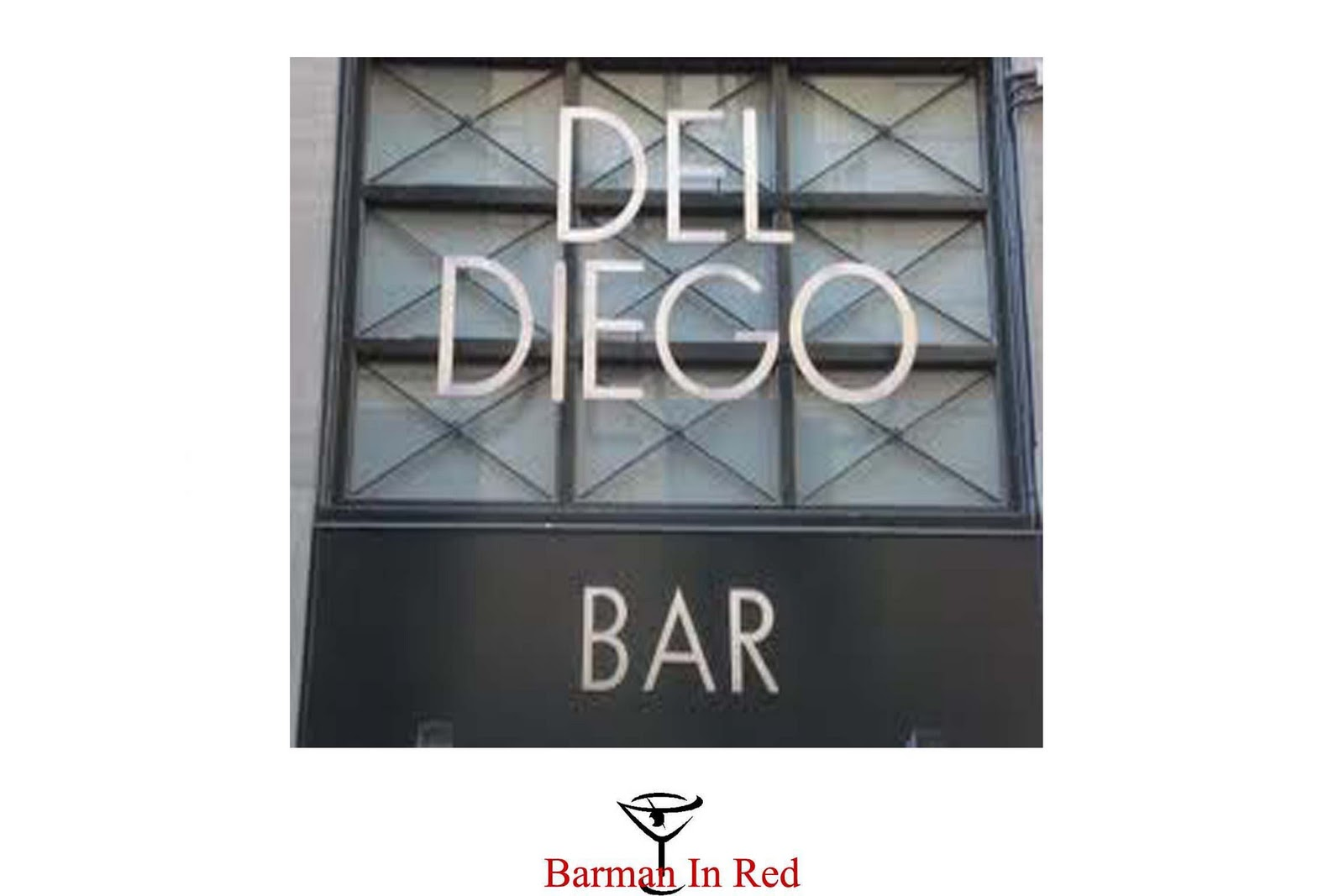 diego cocktail bar:
