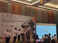 Direktorat Jenderal Mineral dan Batubara - Kementerian ESDM Buka TPT XXVIII PERHAPI 2019