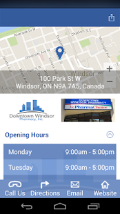 Tải Downtown Windsor Pharmacy APK