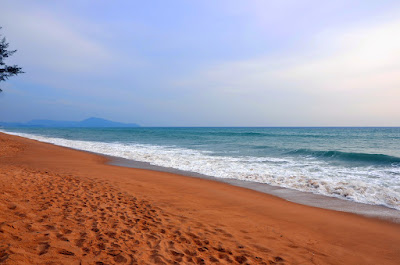 Mi Khao Beach near the JW Marriott