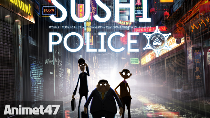 Ảnh trong phim Sushi Police 1