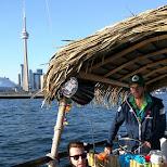 electric island festival in Toronto, Ontario, Canada