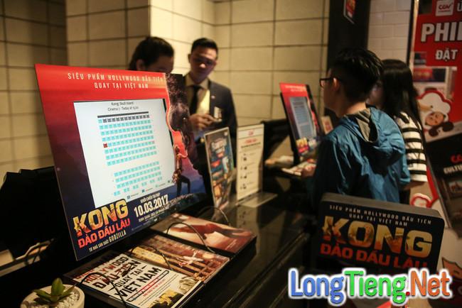 Khán giả Việt Nam nô nức đi xem Kong: Skull Island dịp cuối tuần - Ảnh 2.