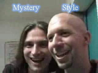 Pickup Artist Mystery Photos 34, Mystery