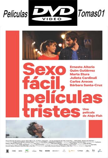 Sexo fácil, películas tristes (2015) DVDRip
