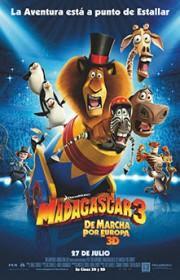 Madagascar 3: De Marcha por Europa (2012)