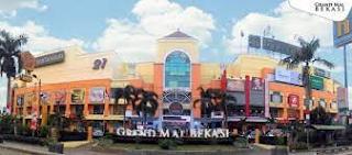 foto dan gambar mall di wilayah bekasi