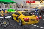 لعبة ركن سيارات حقيقية