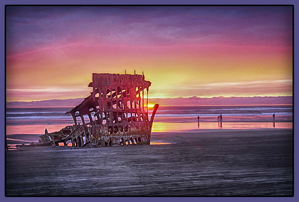 """""""Shipwreck"""" by Ardythe Wendt"""
